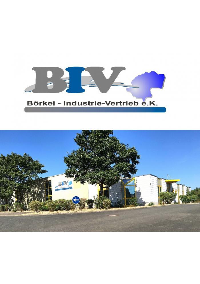Neue Adresse B-I-V Börkei – Industrie-Vertrieb e.K.